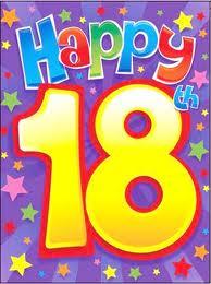 Happy 18th Birthday, Foundation Group!