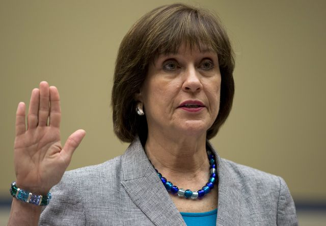 Lois Lerner Officially Out At IRS