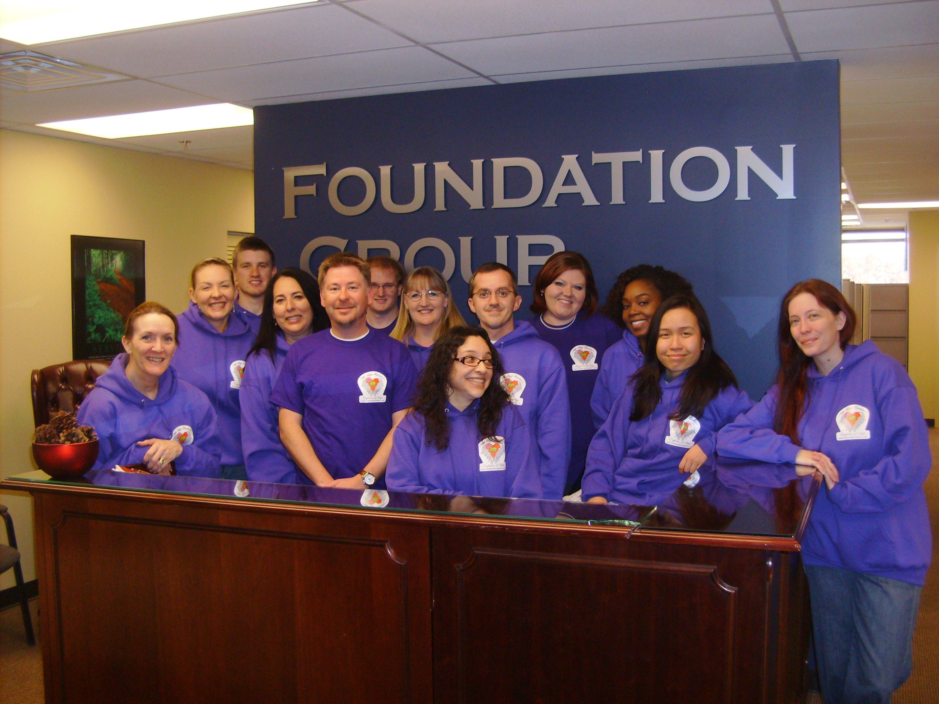 Client Spotlight: Niki Feezle Explosion Of Hope Foundation