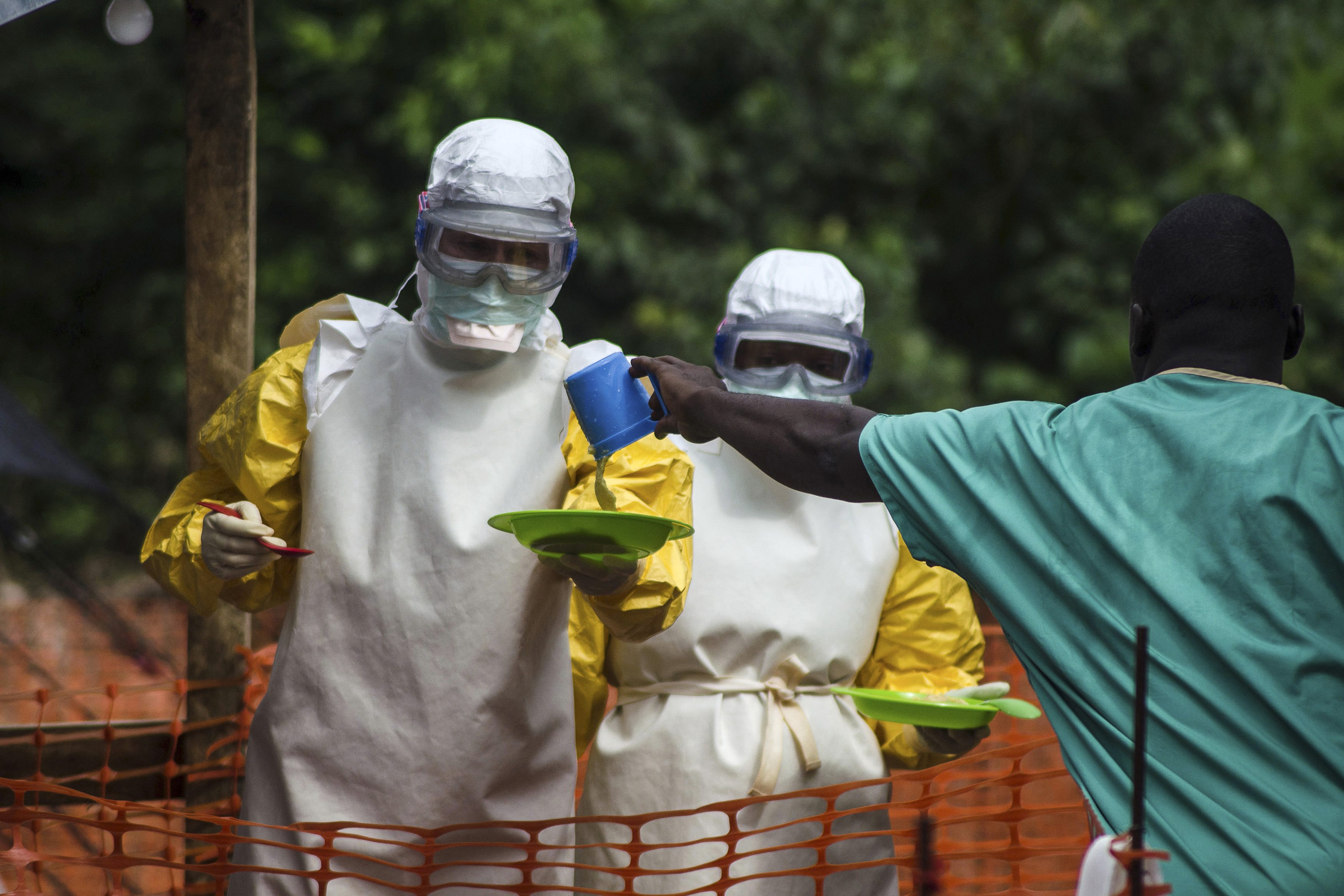 Tax Breaks for Ebola Charity and Medical Expenses