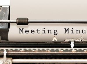 Importance Of Nonprofit Board Meeting Minutes