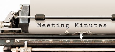 Why and How a Nonprofit Should Record Meeting Minutes – Meeting Minutes