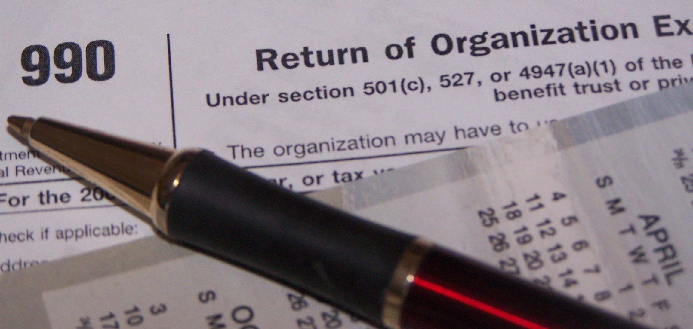 What Is Irs Form 990