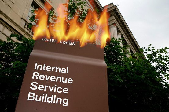 IRS Pulls Plug On Donor Social Security Number Proposal