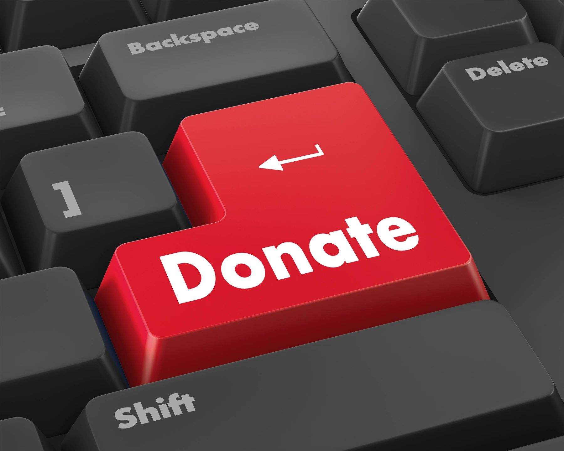 Donate-button-website