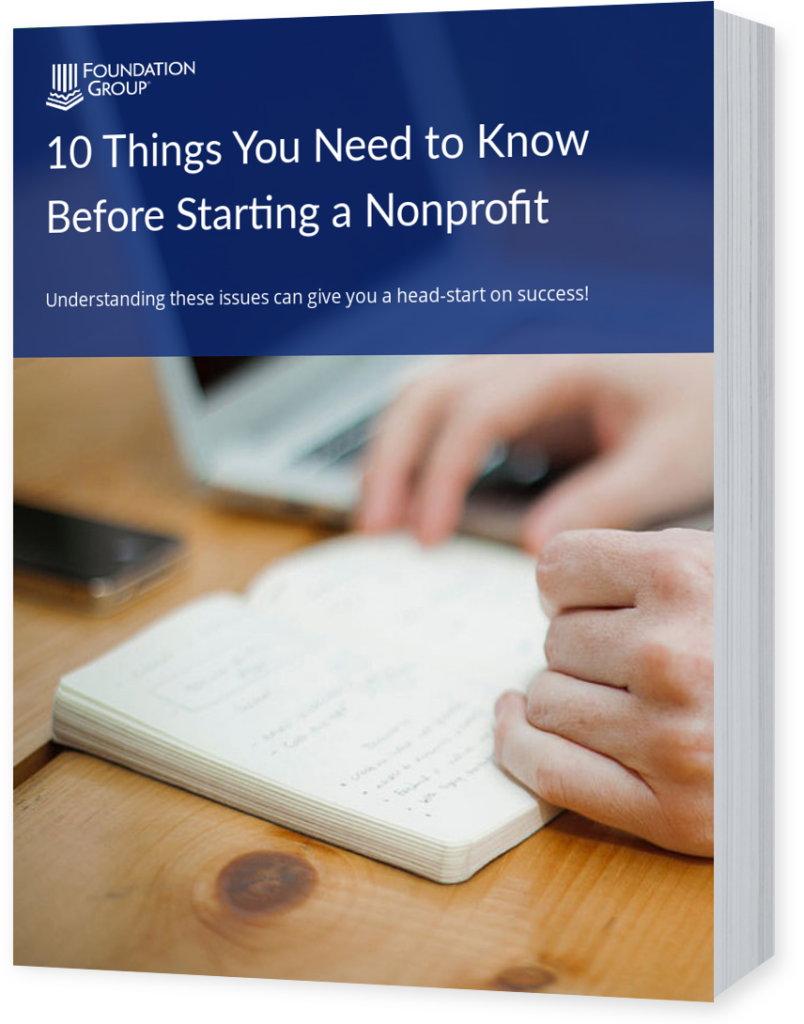 10 Things You Need to Know Before Starting a Nonprofit